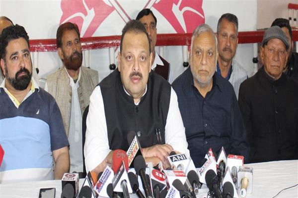 Four booked for raising pro-Pakistan slogans in Rajouri