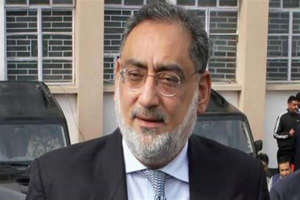 Altaf Bukhari replaces Dr Hasseb Drabu as Finance Minister