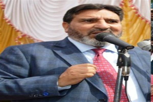Shehr-e-Khaas assumes much significance in Srinagar Smart City project: Altaf Bukhari