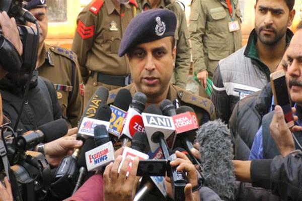 Halmatpora operation was difficult task for forces: IGP