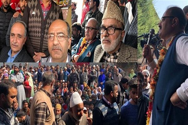 Srinagar's neglect an example of PDP's incompetence, lack of vision: NC