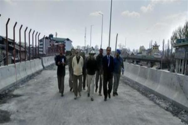 80 percent progress achieved on construction Jehangir chowk-Rambagh expressway