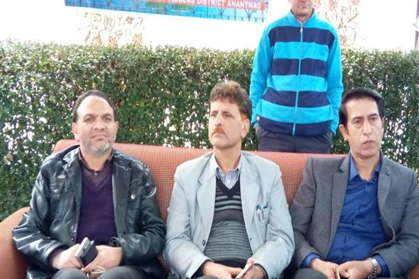 Fisheries department Anantnag organizes awareness camp