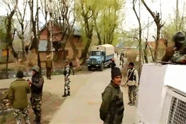 J&K: Two militants killed in encounter with security personnel in Anantnag