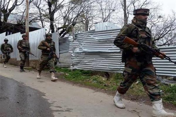 Security forces kill militant in Central Kashmir