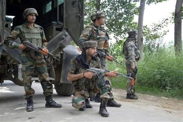 Day after fierce fighting, Kashmir witnesses strike, security clampdown