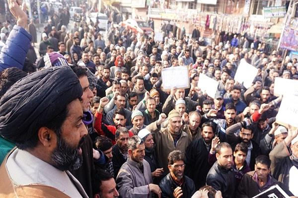 Wani condemns civilian killings in Kugam