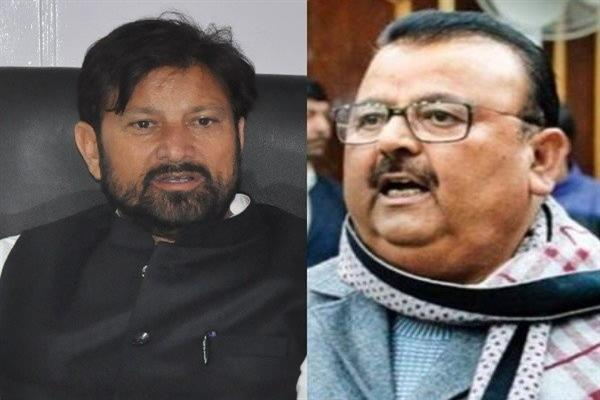 All BJP ministers asked to resign from Jammu & Kashmir cabinet
