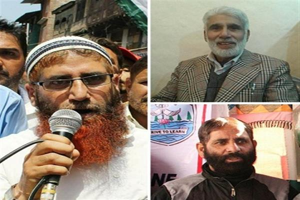 Malik condemns prolonged incarceration of JKLF leaders