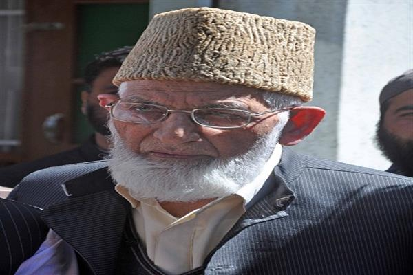 Hurriyat (G) lashes out at Govt