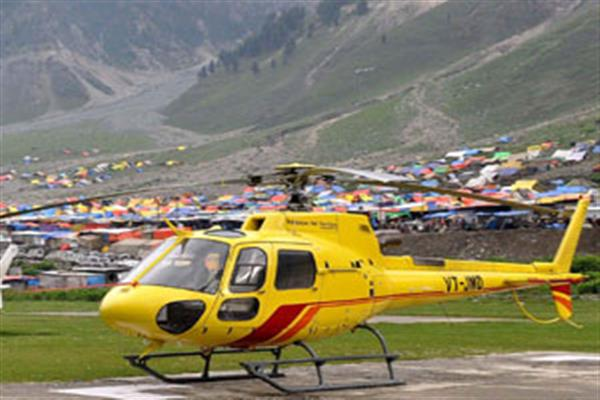 Black marketing of Amarnath Yatra chopper tickets: Police files charge sheet against two travel agents