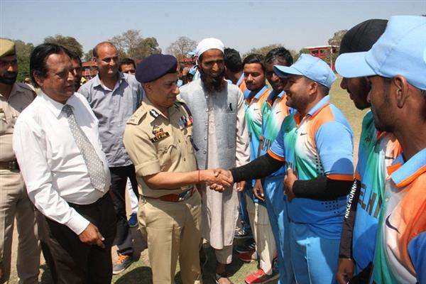 7th North Zone cricket tournament for deaf concludes