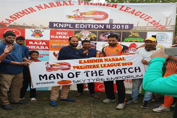 Kashmir Narbal Premier League