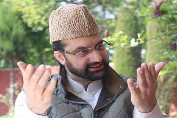 Mirwaiz surprised over BCI's clean chit to lawyers