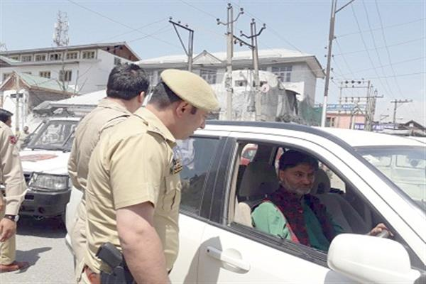 Indian police attack Yasin Malik, arrest him in injured condition