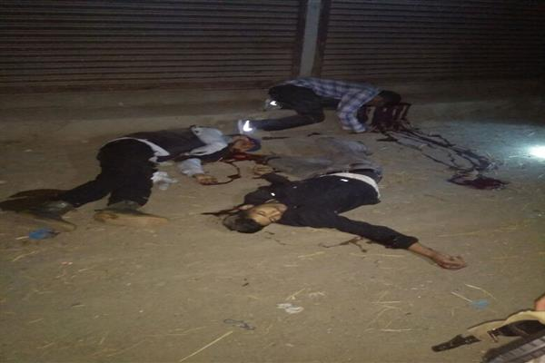 Civilians Shot Dead By LeT Militants In Baramulla In North Kashmir
