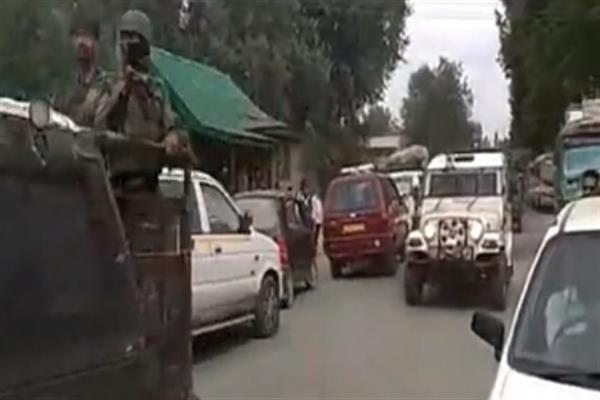 J&K: Policeman killed in terrorist attack in south Kashmir's Anantnag district