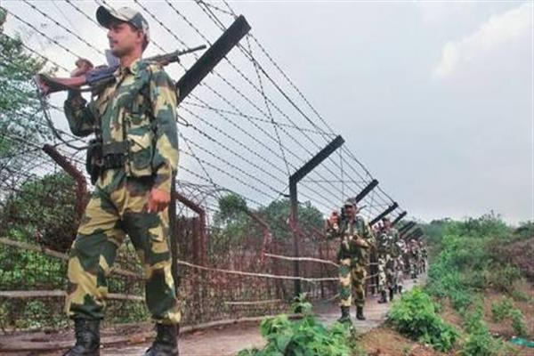 Four civilians killed, five BSF men injured in cross-firing
