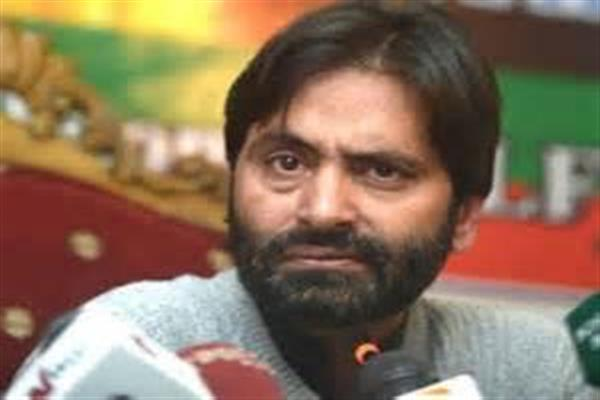 Sarjan Barkati's prolonged incarceration condemnable: Yasin Malik
