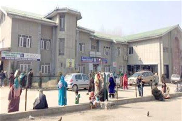 Thyroid surgies are now routine at SDH Sopore