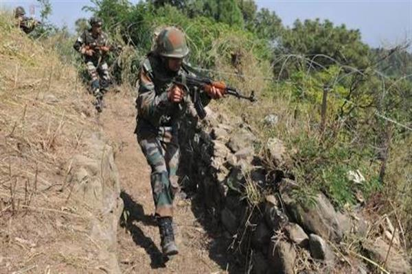 Infiltration bid foiled, four militants killed in Tangdhar: Army