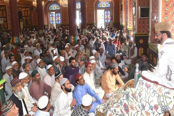 Islam stands for equal rights, dignity to women: Mirwaiz