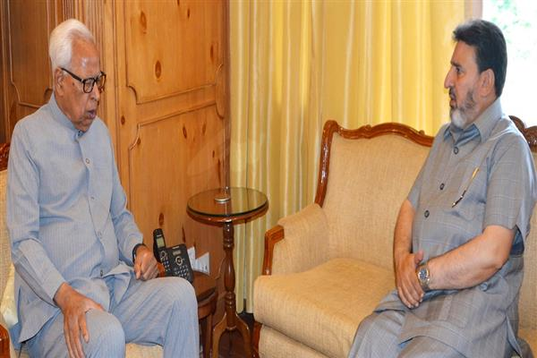 FM meets Governor