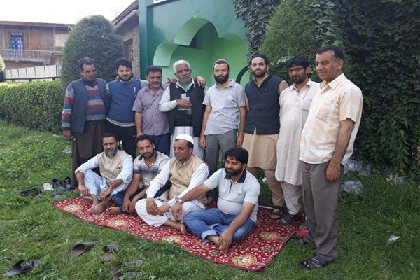 Traders Federation Handwara reconstituted