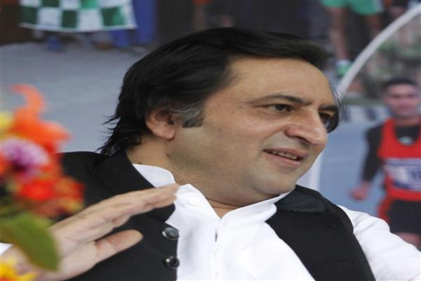 'Omar headed one of the most inefficient, brutal, corrupt regimes in J&K', Says Sajad Lone