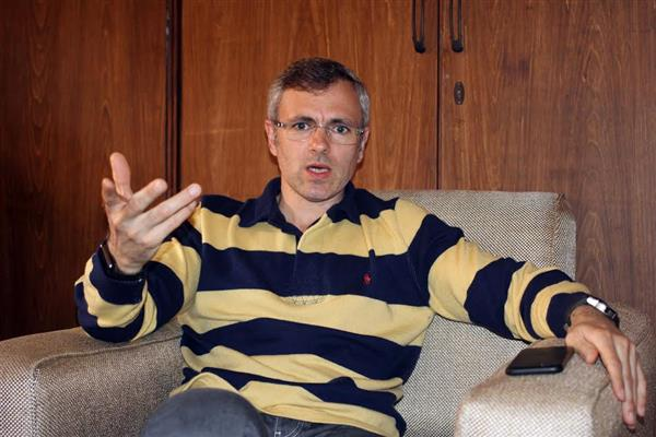 Hope work on flyover will resume soon: Omar