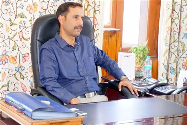 Sajad Hussain takes over as VC SDA