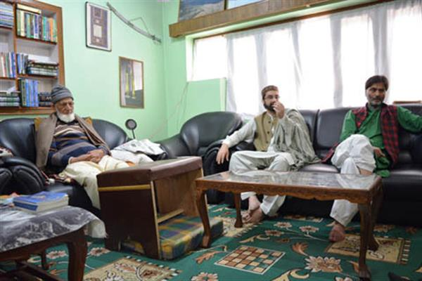 No  alternative other than resisting any designs aiming change in demography: JRL