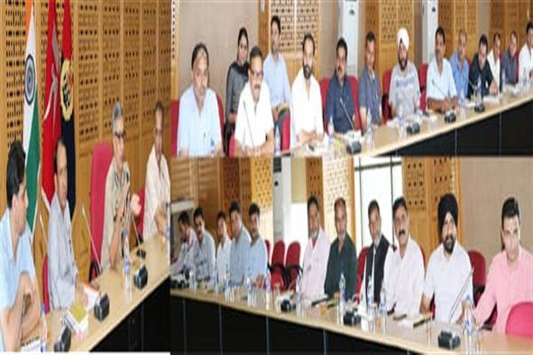 DGP inaugurates Workshop on Juvenile Justice at PHQ