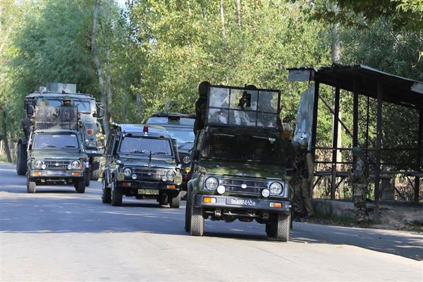 Militants attack Army patrolling party in Pulwama
