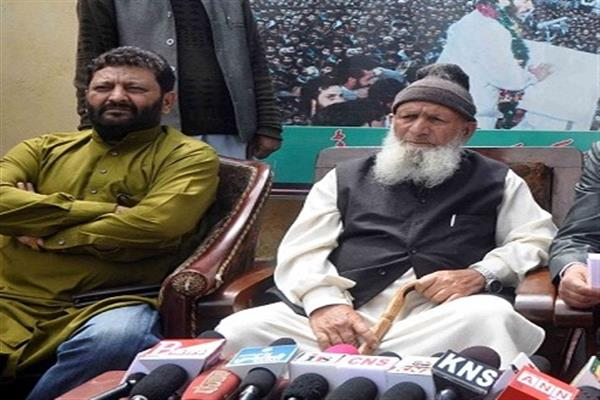 JKDFP appeals for prayers on Friday for ailing leader Shabir Shah