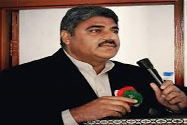 NC a vibrant public movement can alone safeguard interests of state: Sajjad Shaheen