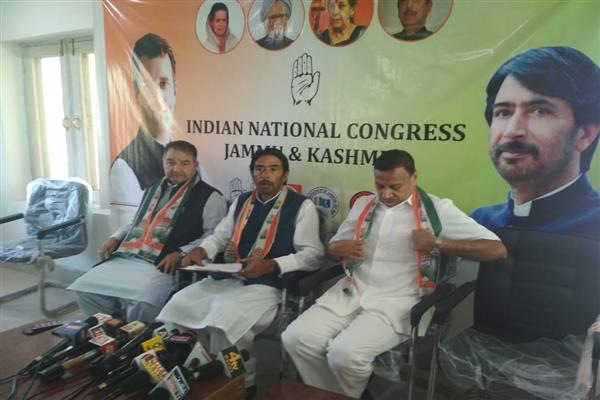 Congress decides to participate in polls: G A Mir