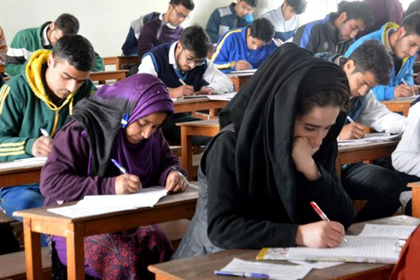 Board, University exams to be held from Oct 16-Nov 16: Advisor (G)