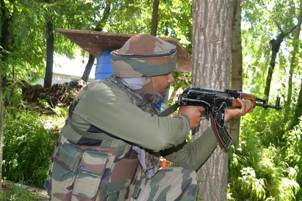 Gunfight erupts in Bandipora: Police