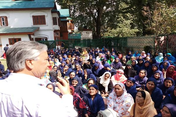 Address long pending demands of ASHA workers: Tarigami