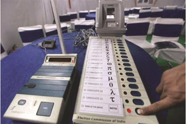 ULB Polls: Voting begins on dull note in fourth phase
