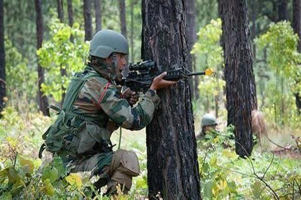 Infiltration bid foiled in Baramulla's Rampur sector, three militants killed