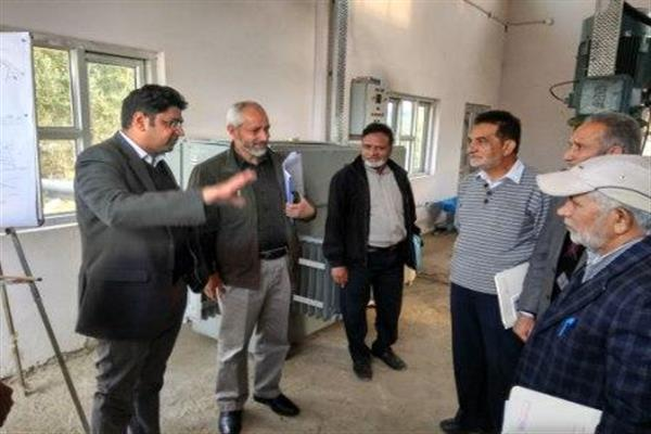 CEO ERA inspects Rawalpora-Chanapora storm water project