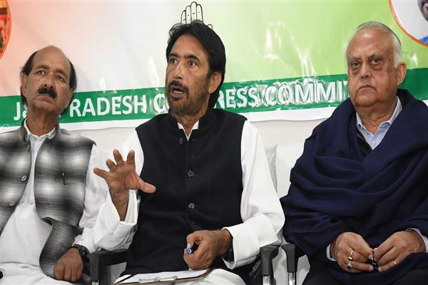 People reject BJP-RSS in recently held ULB polls:  G A Mir