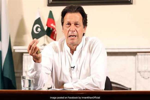 Kulgam killings: Pakistan PM Imran Khan calls for resolution of Kashmir issue