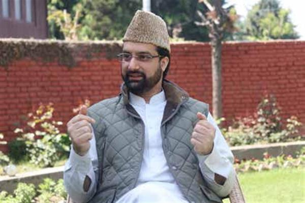 Kashmiris appreciate Pakistan's concern, but want it to do much more for K-resolution: Mirwaiz