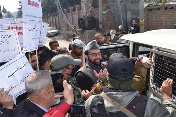 Strength in unity can unnerve even a great adversity: Mirwaiz