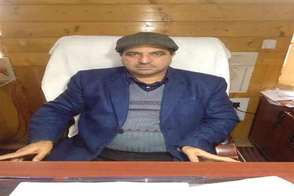 M Qasim Wani takes over as Dir FCSCA