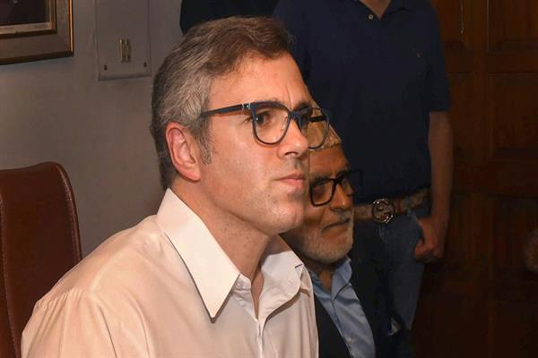 Do you really think NC, PDP will give you walkover in assembly polls: Omar to Madhav