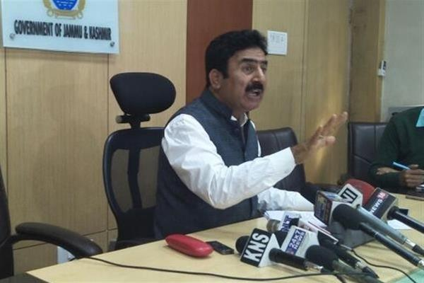 Governor Administration doing mere photo-shoots, affected fruit growers left in lurch: Mansoor Hussain